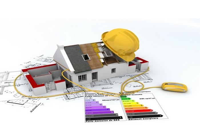 Egy ház, és annak energetikai besorolása